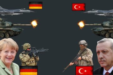 Turkey vs Germany - Military Power Comparison