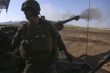 US Marines Conduct Training at Camp Fuji, Japan Nov 18