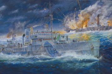 Victory in the Atlantic,