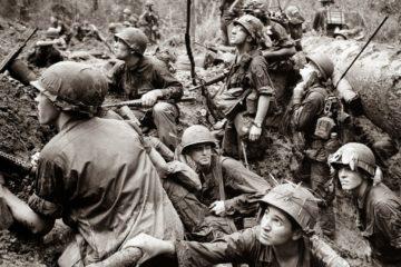 173rd Airborne Brigade on Operation Hump