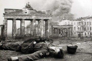 The Fall of Berlin in 1945