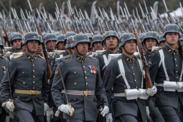 "The ""Other"" German Army - Chile's Prussian Tradition"
