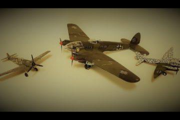 Luftwaffe Crashsite Found