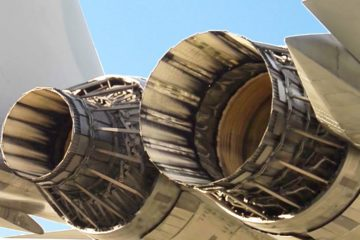 Monstrously Powerful US Double Jet Engines Aircraft in Action