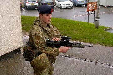 Royal Marines Commando School Episode 1