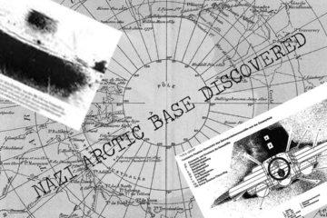 Secret Nazi Antarctic Base - Fact or Fiction