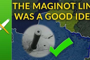 The Maginot Line: Actually a Good Idea