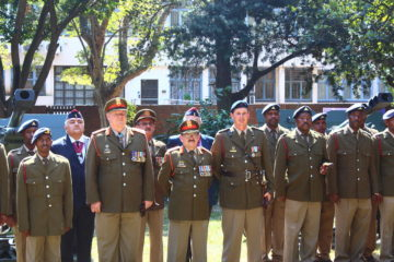 An introduction to the South African Army