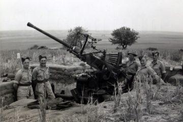 British Anti Aircraft Weapons of World War II
