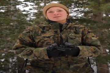First-Female-Marine