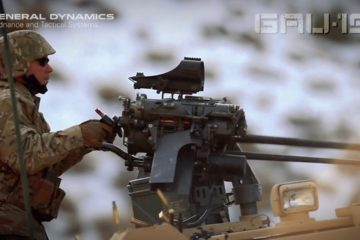 General Dynamics Ordnance & Tactical Systems - GAU-19/B .50 Cal Gatling Gun