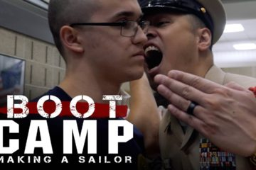 Making A Sailor - Navy Boot Camp Documentary