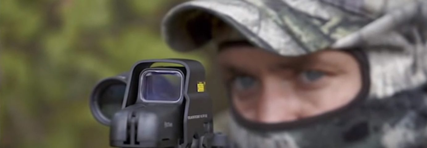 Modern Small Arms : Holographic Sights technology Explained