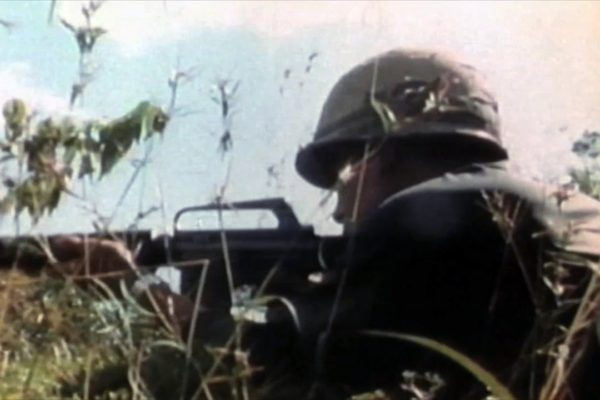 Sky Soldiers - Several 173rd Vets talk about their Vietnam Experience