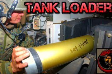 Tank Autoloader or Crewman Loader?