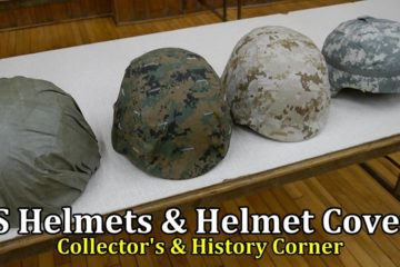 US Helmets and Covers from WW2 to Present Day