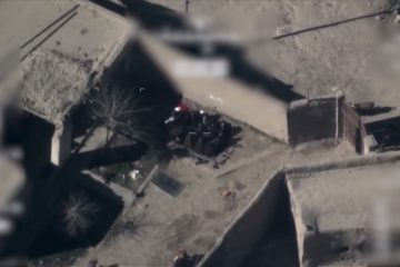 Video : Taliban Militants Blown into pieces in Airstrike - 2019
