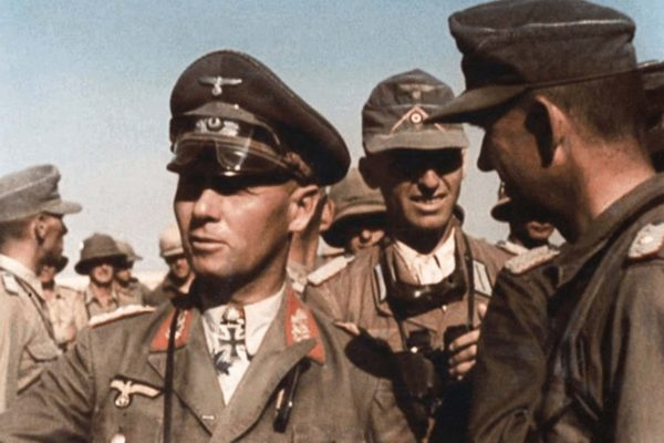 What Really Happened to Rommel (Secrets That Won WWII) - [1998 | VHS | 60FPS]