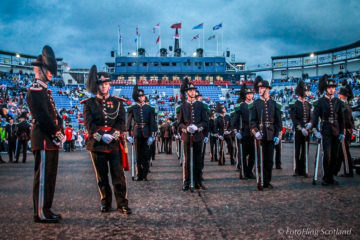 His Majesty The King of Norway's Guards Band and Drill Team
