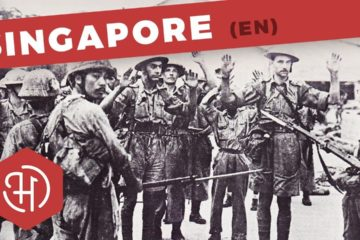 Japanese Footage - The Taking of Singapore - 1942