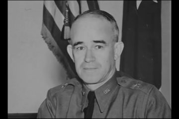 WW2 Hero - General Omar Bradley of the US Army Allied Forces