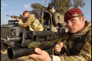 Paras Parachute Regiment Ep 1