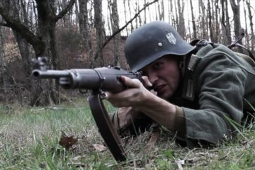 Short Film – Set in WW2 : Shootout