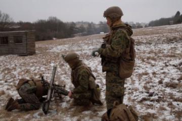 USMC-Platoon-Exercise