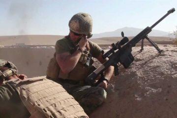USMC Sniper- One Mile Kill Shot- 50 CAL