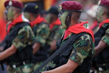 Venezuelan Army Statistics