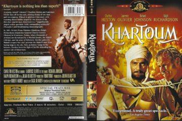 War Movie : Khartoum 1966