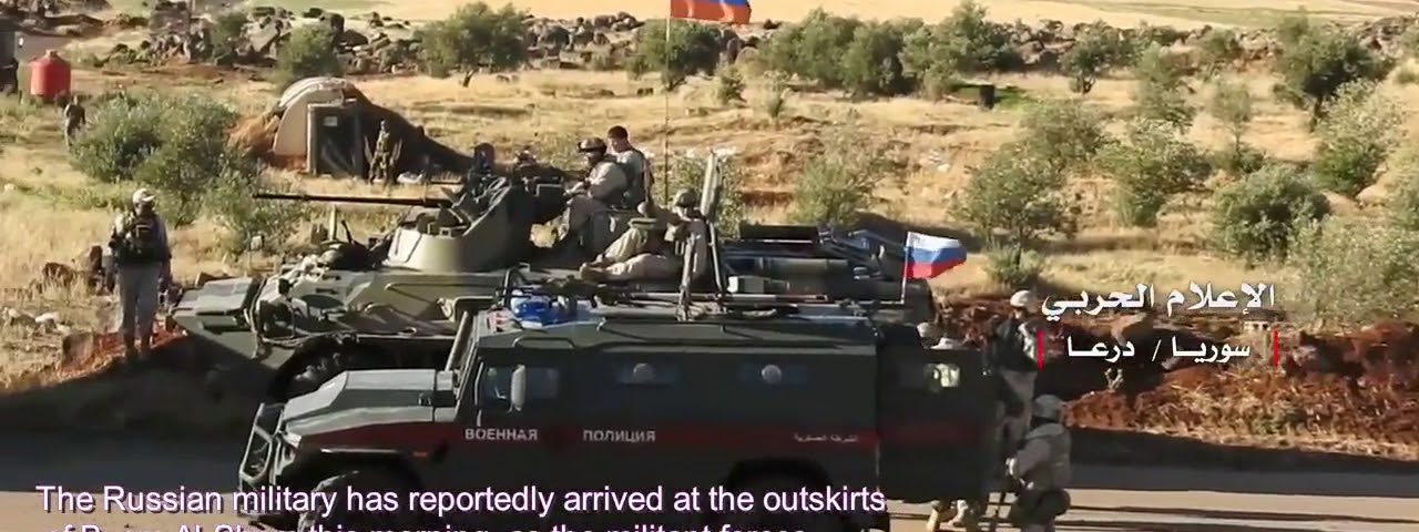 Battles for Syria - July 3rd 2018 - reports from Daraa Province