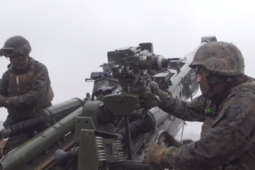 Exercise Dynamic Front 2019: Multinational artillery fires