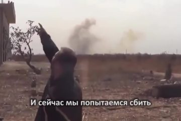 FUNNy - ISIS Attempts to Shoot Down Russian Jet - See What Happens!