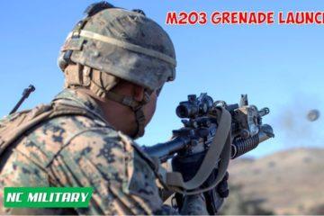 M203-Grenade Launcher