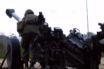 M777A2 Howitzer Showcase