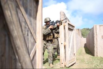 US Marines Exercise