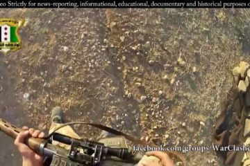 Rare Helmet Cam Combat Footage From Hezbollah In Heavy Fighting And Firefight Against .