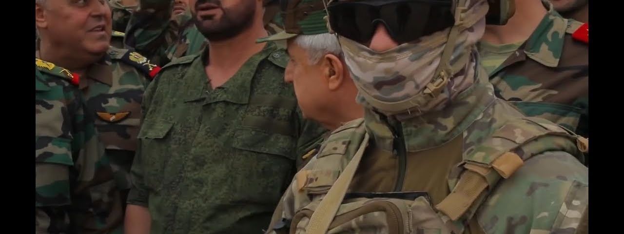 Russian Special Forces in Syria