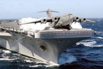 Top 10 Pilot Carrier Takeoffs & Landings