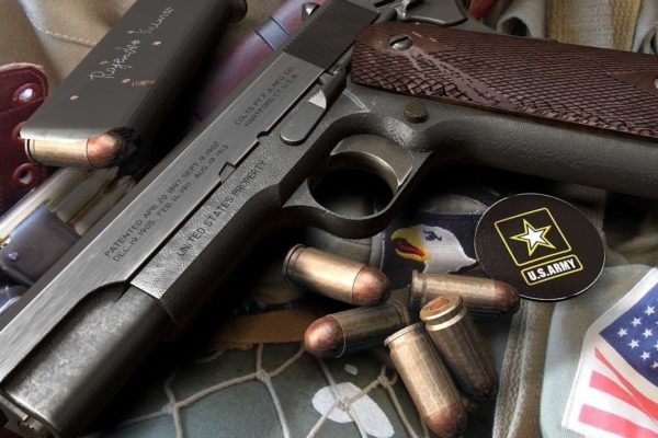 Top Pistols from WW2