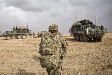 U.S. Troops vs Taliban