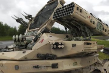 US Army : Equipping an Active Protection System on its Bradley Vehicles