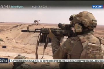 Watch Russian Special Forces Turn ISIS Into Mush in Palmyra