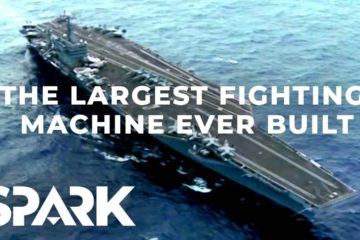 Building The Ultimate Aircraft Carrier