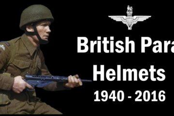British Airborne - Paratrooper Helmets