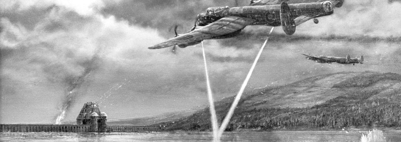 Pure History Specials Dambusters of WW2 Part 2 Preparing for the Raid It was one of the most influential achievements of World War II, a strike at the heart of the third Reich.