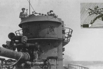 German U-Boat Action Pacific