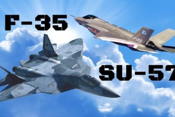 SU-57 is much better than F-35