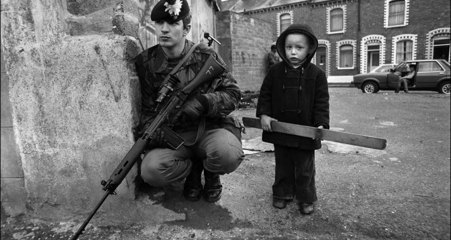 Soldiers' Stories Northern Ireland 5